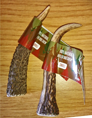 Antler Dog Chew (small)