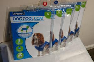Dog Cool Coat (Small)