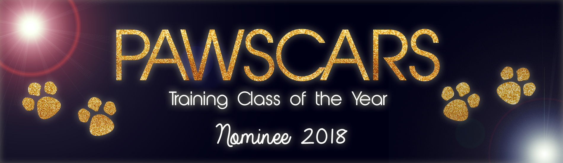 Pawscars Nominee 2018 Slider