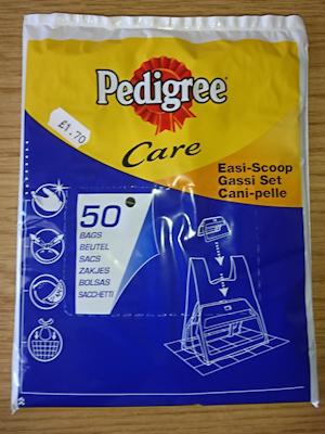 Poo Bags (50 bags)