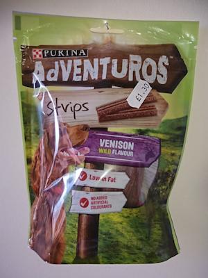 Adventuros Strips Vension Wild Flavour