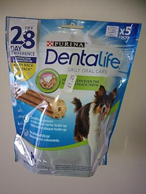Dentalife (Medium 5 Sticks)