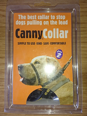 A packaged Canny Collar