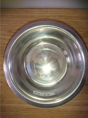 Classic Non Slip Dog Bowl 16cm