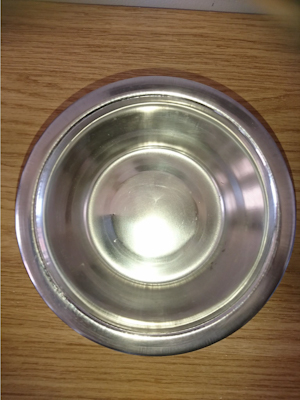 Stainless Steel Dog Bowl 16cm