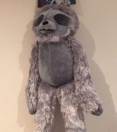 Softie Super Sloth 80cm
